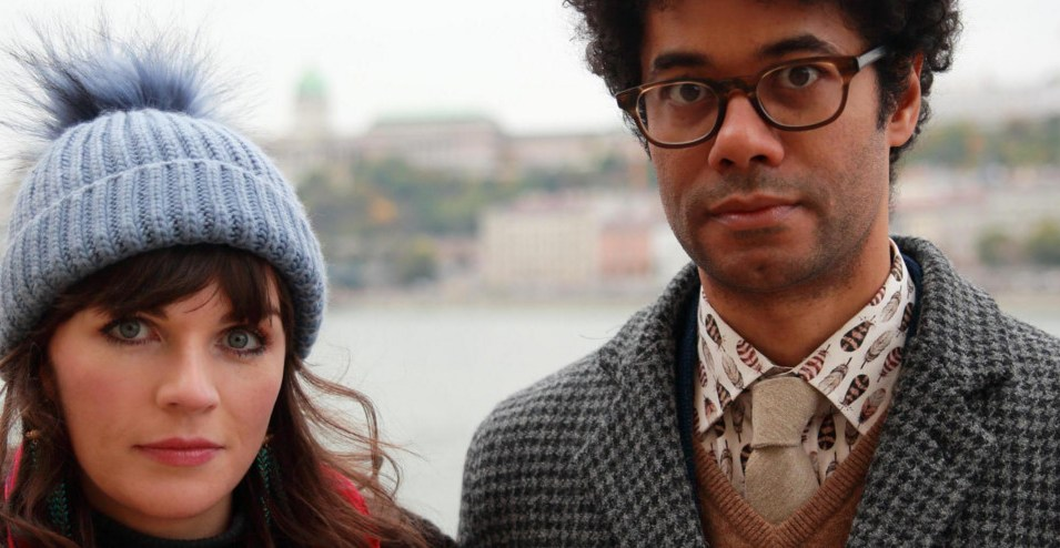 Richard Ayoade, Aisling Bea - Travel Man