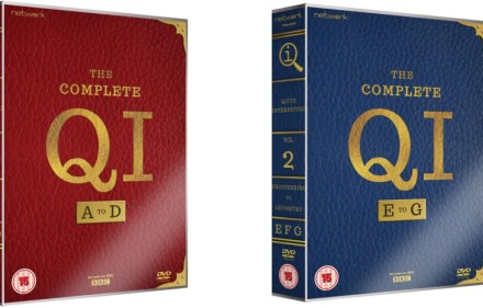 The QI boxsets: a pedantic look