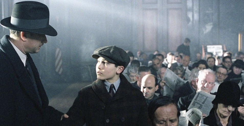 Tom Hans and Tyler Hoechlin in Road to Perdition