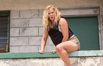 Amy Schumer in Snatched