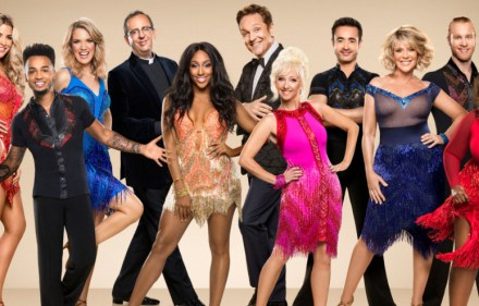Strictly Come Dancing 2017 contestants