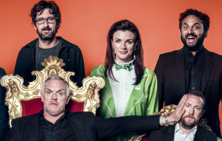 Taskmaster: Series 5, Episode 1 – Dignity Intact