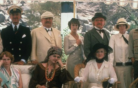 Film of the day: Death on the Nile (1978)