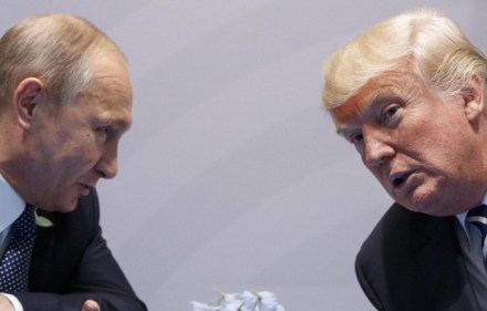 Preview – Trump and Russia: Sex, Spies and Scandal