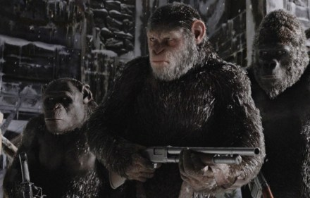Film of the day: War for the Planet of the Apes