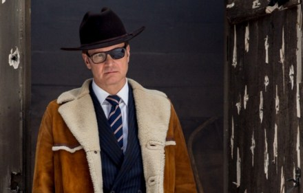 Colin Firth in Kingsman: The Golden Circle