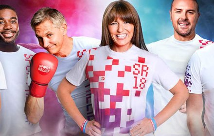 Preview – Sports Relief 2018
