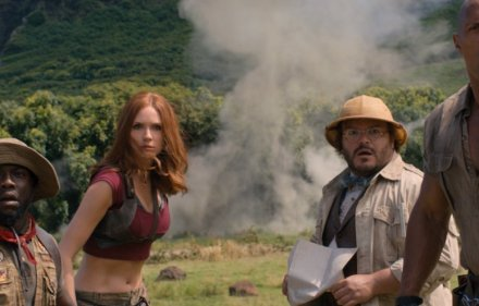 Film of the Day – Jumanji: Welcome to the Jungle