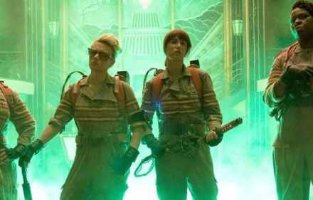 Film of the Day – Ghostbusters (2016)