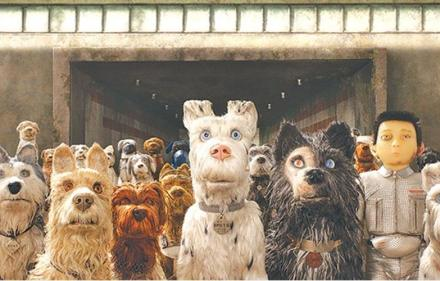 Film of the Day – Isle of Dogs
