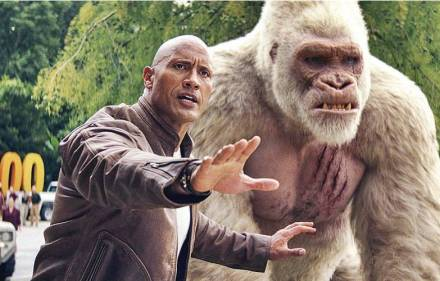 Film of the Day – Rampage