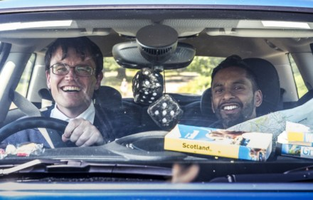 Preview: Monkman & Seagull's Genius Guide to Britain