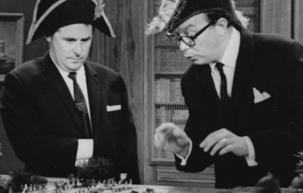 Preview – Morecambe and Wise in America