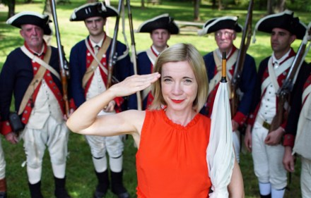 Preview – America History's Biggest Fibs with Lucy Worsley