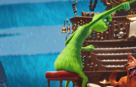 Preview – The Grinch