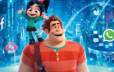 Preview – Ralph Breaks the Internet