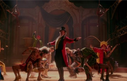 Preview – The Greatest Showman