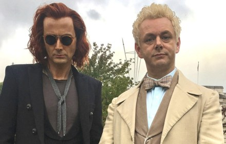 Preview – Good Omens