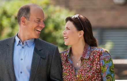 Phil Spencer and Kirstie Allsopp