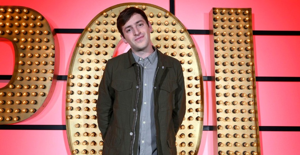 Live at The Apollo - Alex Edelman,