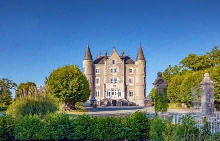 Escape To The Chateau At Christmas