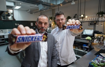 Snackmasters: Snickers