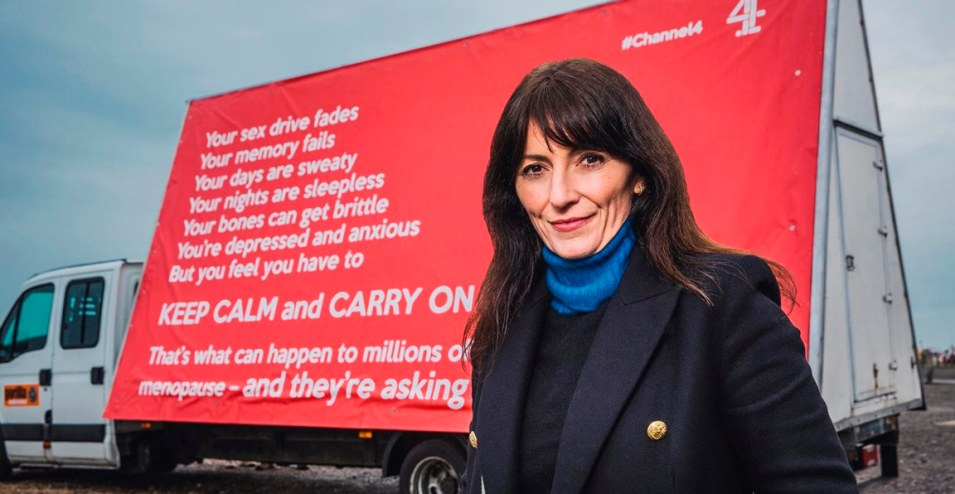 Davina McCall: Sex, Myths and the Menopause