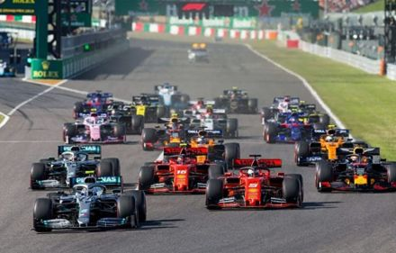 Formula 1 Portuguese Grand Prix Highlights
