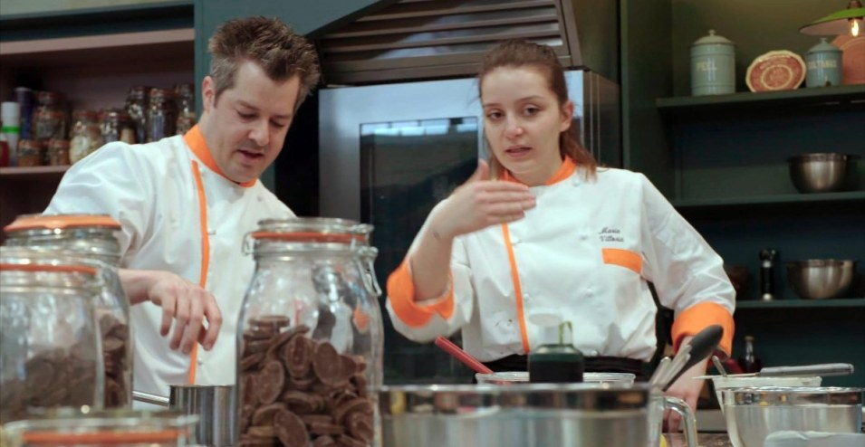EMBARGO Bake Off: The Professionals Ep3