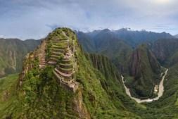 Machu Picchu in Peru by AirPano
