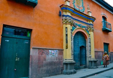 The historic city of Potosí has been described as a 'treasure of the world' by explorers and was once the wealthiest city in South America due to the silver boom. A UNESCO World Heritage Site, today there is grand colonial churches and architecture to explore. Photo credit: Donatella Venturi