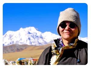 Tibet Travel - Pazu Kong - Spinn Cafe