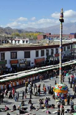Trip to Tibet - Barkhor Circuit