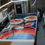 Large Format Full Color Banner