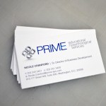 Prime business cards