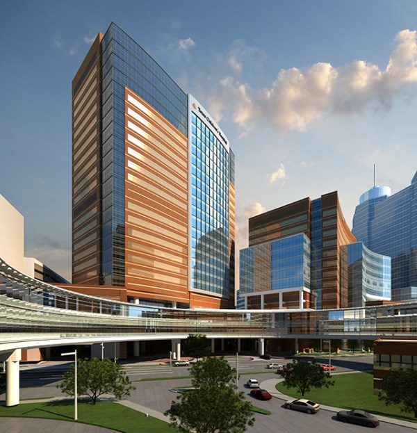 The legacy continues | Texas Children's Hospital - On The Mark