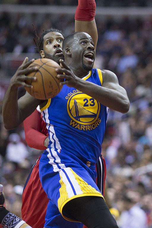 Andy Liu advocates for more use of the small ball that got the Warriors this far to begin with (Keith Allison/Creative Commons).