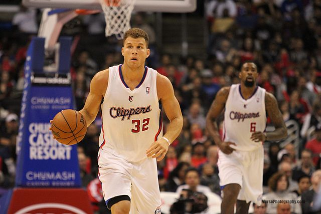 Blake Griffin is off to a strong start after an injury-plagued 2015-16 seasons and so are the Clippers (Verse Photos/Creative Commons).