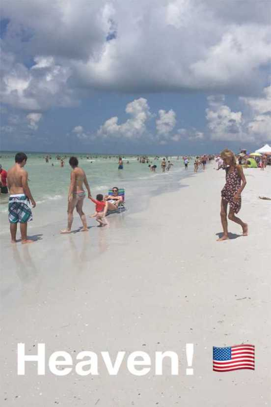 Siesta Key Beach 3