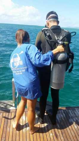 Scuba diving 2