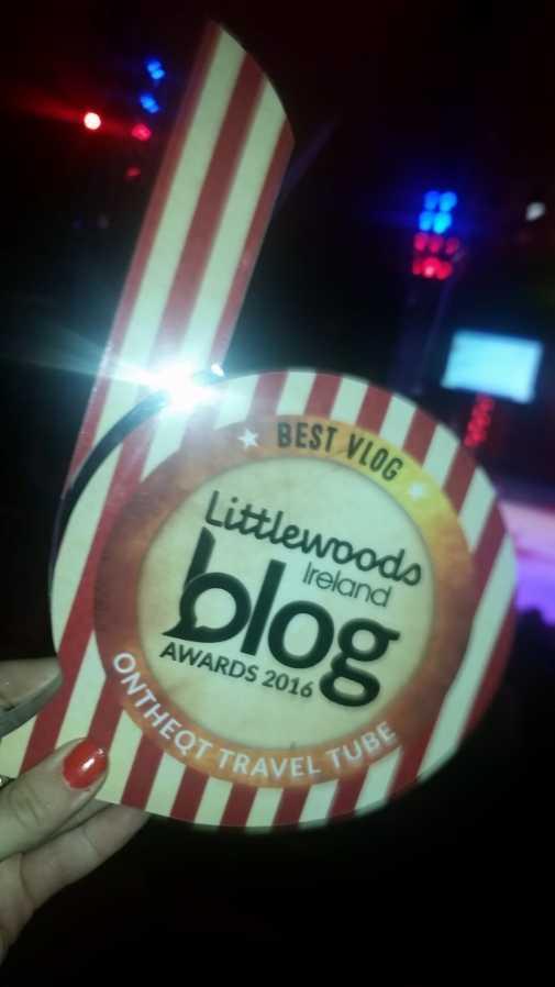 Blog Ireland Awards 2016