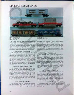 Lionel - A Collector's Guide and History V2