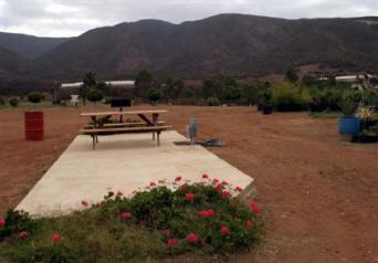 Las Canadas Rv Park And Camping Ensenada Baja