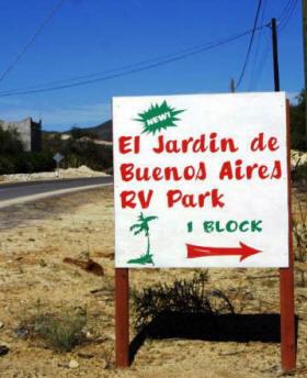 El Jardin De Buenos Aires Los Barriles Baja Mexico