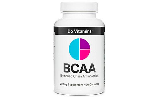 BCAA Capsule Protein Pills