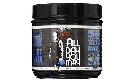 Rich Piana 5% BCAA Powder For Men