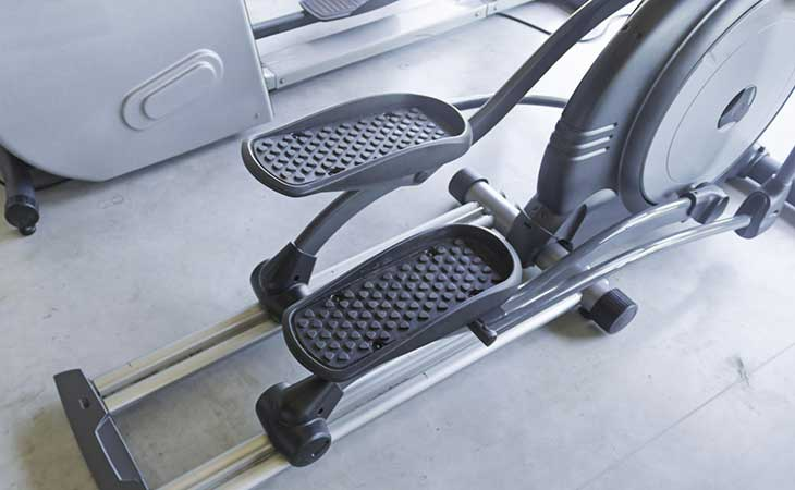 Stair Stepper Machine For Glutes Exercise