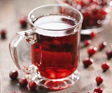 Sweetened and Unsweetened Cranberry Juice