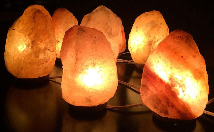 Benefits of Himalayan Salt Night Lamp