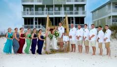 Phillips-Davidson Bridal Party--Ft. Morgan, AL